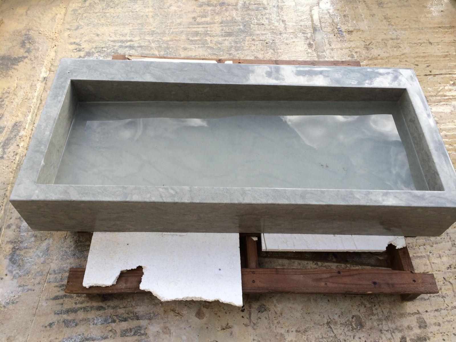 Cuisine Exterieure En Pierre fabrication d'éviers en pierre pour cuisine aix en provence